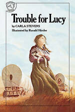 Trouble for Lucy-ExLibrary