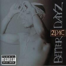 2Pac - Better Dayz [New CD] Explicit