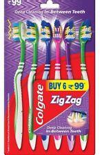Colgate Zig Zag Toothbrush Free Shipping (6 Brushes)