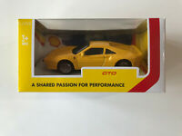 BBurago Original Collectible Model Ferrari GTO Toy Car Diecast Shell 1:43