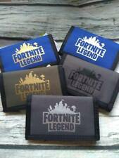 Fortnite Legend Kids Wallet Money bag Birthday Christmas Xbox PS4 Gaming Gift