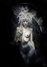 Pintura al óleo esclavo | | Original Desnudo Femenino | Fine Art | Erótico | T. Griffiths
