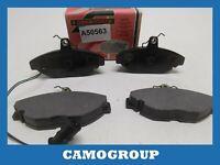 Pads Brake Pads Front Brake Pad TEXTAR For Almera