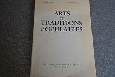 Arts et Traditions Populaires 1-2 1959 (M1)