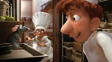 Ratatouille Poster Length: 800 mm Height: 500 mm  SKU: 2327