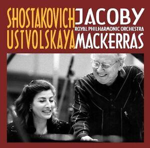 Shostakovich & Ustvolskaya PIANO CONCERTOS