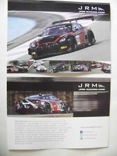 CARD SPA  24 HOURS 2013 : JRM NISSAN GT-R