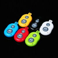 1Pc Wireless Bluetooth Phone Camera Remote Control Shutter Selfie For Samsung