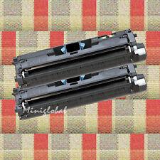 2PK Non-OEM Toner Cartridge Alternative For HP Q3960A 60A 2550 2820 2840