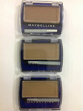 ( LOT OF 3 ) Maybelline Ultra Brow Brush-On Color ( LIGHT BROWN ) NEW UNCARDED.