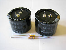 Yaesu FT-101E/FT-102/FT-901DM/FT-902DM 150uf/500V High Voltage Filter Capacitors