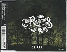 THE RASMUS - Shot CD SINGLE 4TR Enhanced 2006 EU PRINT RARE!!!