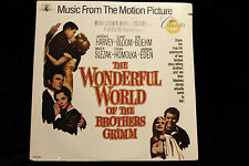 The Wonderful World of the Brothers Grimm SOUNDTRACK LP - MINT MCA-39091