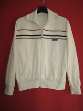 Jacket Le coq Sports Cream Made in France sport 80'S Vintage - M