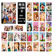 30Pcs/set KPOP TWICE Album FANCY YOU Lomo Card Photo Card Poster Photocard