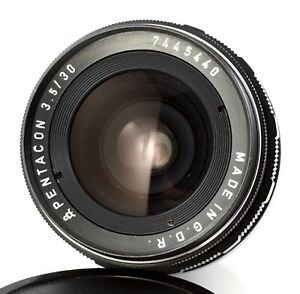 MEYER-OPTIK GÖRLITZ (LYDITH) lens PENTACON 3.5/30 for EXA & EXAKTA 30mm F/3.5