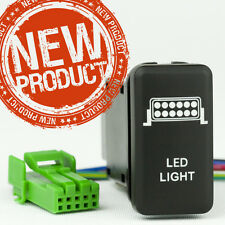 Toyota Hilux light switch Factory Fitting 2005-2015 Hilux LED LIGHT BAR design