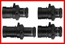 @ *RARE* 4x LOMO CKBK 22 35 65 90 MACRO / REPRODUCTION Lens Set ARRI PL OCT19 @
