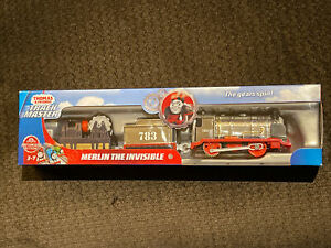 Fisher-Price Thomas and Friends Trackmaster 2017 Merlin The Invisible Train New