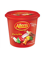 Allens Party Mix  Cup 215g x 12