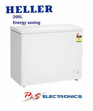BRAND NEW Heller 200L Chest Freezer 200L White CFH200