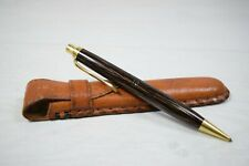 Vintage Well Preserved Collectible Automatic Pencil SOENNECKEN Leather Case
