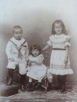 Geschwisterportrait - 3 Kinder - Foto / Fotographie - Düsseldorf