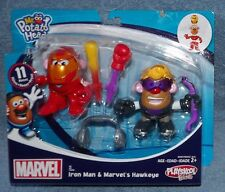 MR. POTATO HEAD MARVEL IRON MAN & MARVEL'S HAWKEYE MIXABLE MASHABLE