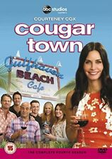 Cougar Town - Season 4 [DVD][Region 2]