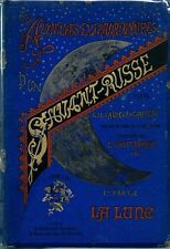 EO GUSTAVE LE FAURE & HENRI DE GRAFFIGNY AVENTURES D'UN SAVANT RUSSE 1 : LA LUNE