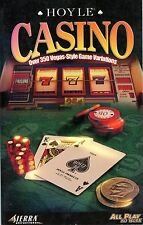 Hoyle Casino Video Game Manual Only-©2000-Sierra On-Line-August 2000