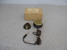 Vintage Grundig GCM-1 Condenser Microphone in Original Box, Untested