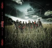 "SLIPKNOT ""ALL HOPE IS GONE"" CD NEU"