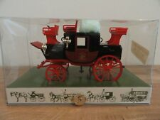 BRUMM HORSE DRAWN CARRIAGE NO24 MAIL COACH,1:43 EXCELLENT CONDITION