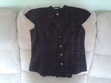 Mandarin Collar Semi Fitted Tops & Shirts NEXT for Women