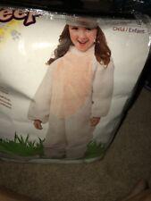 Nativity Sheep Children's Halloween Costume - Large 12-14
