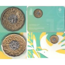 5 euro 2016 San Marino Misericordia Year of Mercy Coin Card official UNC