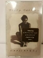 Tracy Chapman - Crossroads Brand New Sealed Audio Cassette Tape