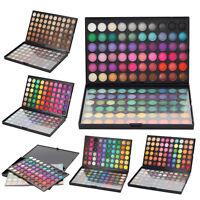 120 Full Color Fashion Eye Shadow Eyeshadow Makeup Palette Set Salon Cosmetic US