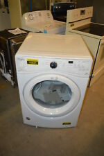 """Whirlpool Wed7590Fw 27"""" White Front-Load Stack Electric Dryer Nob #16837 T2 Clw"""