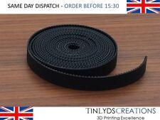 GT2 Timing Belt 10 mm Large-Prusa Reprap Imprimante 3D partie-Machine CNC