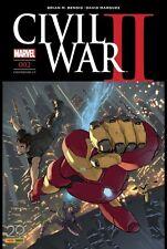 """Civil War II Nº2 ( """"brian M. Bendis"""" """"david Marquez"""" )   Panini"""