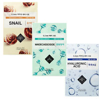 Etude House Mask Sheet Hyaluronic Acid Snail Madecassoside Color Lip Palette