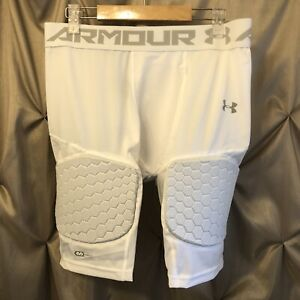 Under Armour Gameday Armour 3-Pad Basketball Short Compression Padded 2XL XXL