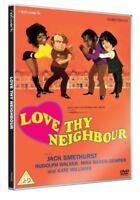 LOVE THY NEIGHBOUR the movie film. Jack Smethurst. New sealed DVD.