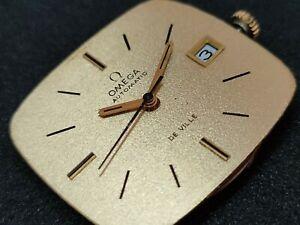 Vintage , Movement Omega D'Ville ,Cal.1012, Automatic