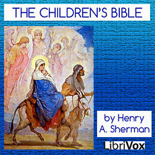 The Children's Bible Audio Book Collection - on a CD Rom Data Disc