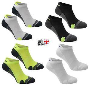 2 Pairs Mens Kids Karrimor Dri Running Trainer Socks Gym Anti Odour 8 Colours