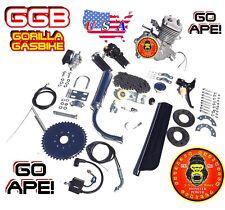 "66cc/80cc 2-Stroke Motorized Bike Kit With 26"" Brake 18 Speed Mt Bike"