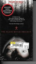 The Blair Witch Project VHS Video Tape Movie 1 Craft Horror Black Magic NEW